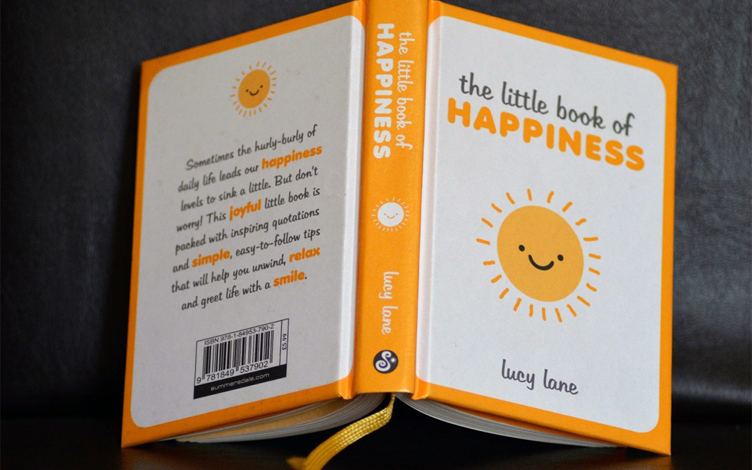 "The Review – ""the little book of HAPPINESS"" by Lucy Lane"