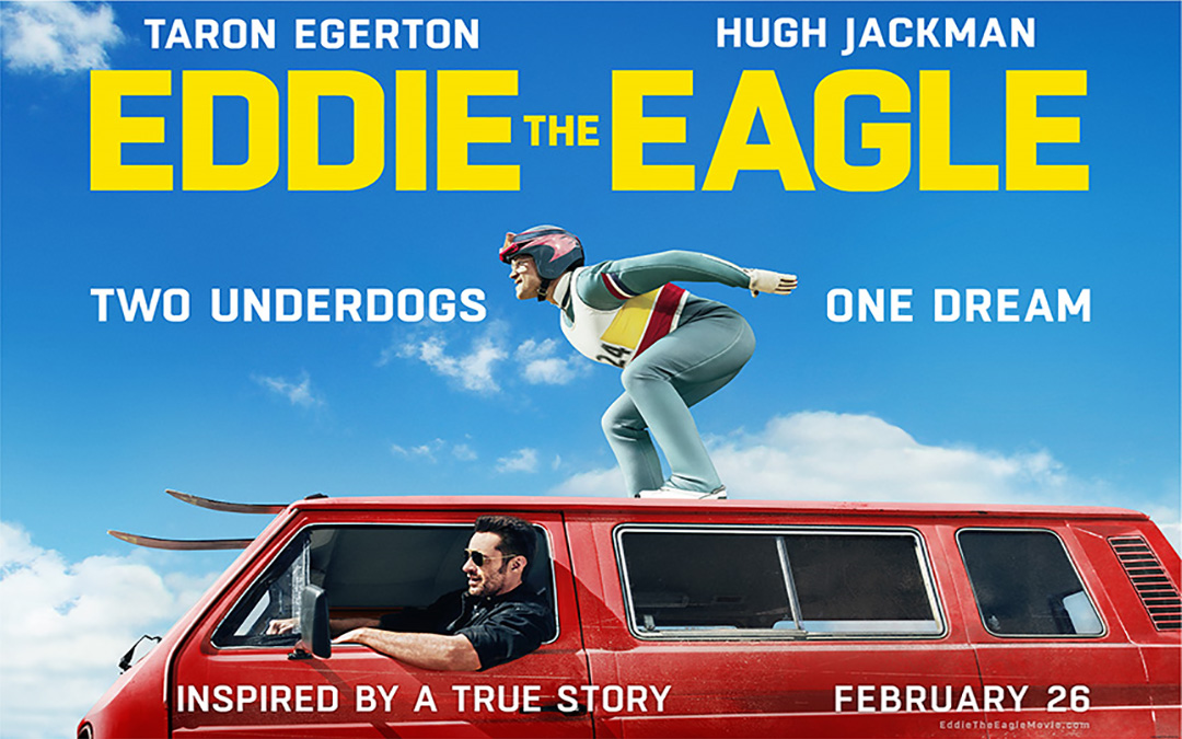 Eddie the Eagle (Movie) - Review | Caro Melnick