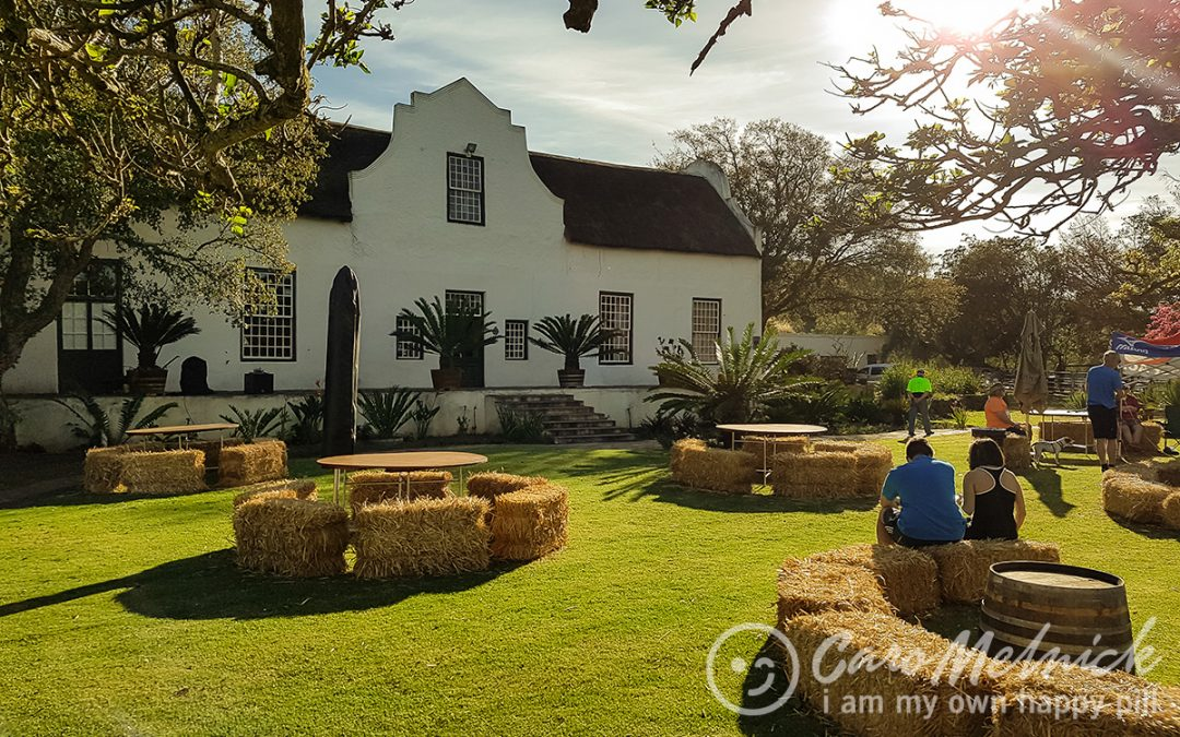 Towards a Healthier Lifestyle – Groote Post Country Run